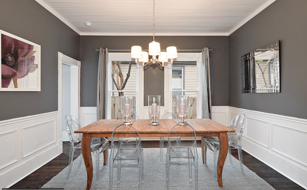 Gray paint Photo from Houzz